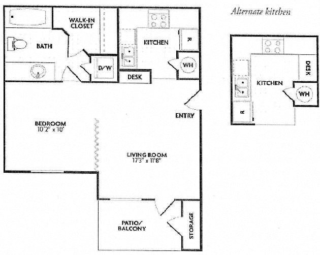 CHESTNUT Floor Plan 11