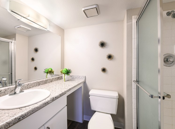 Master Bath Arcadia Apartment Homes Centennial, CO
