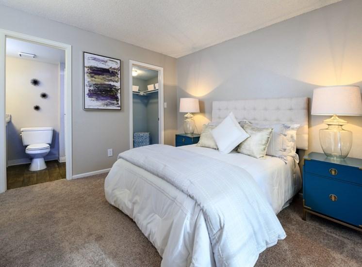Master Bedroom Arcadia Apartment Homes Centennial, CO