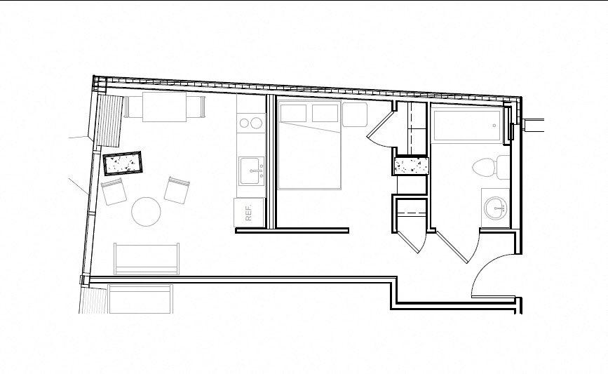 The John and Jill Ker Conway Residence Washington, DC Floor Plans