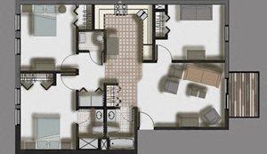 Woodlawn Terrace | 3 Bed, 2 Bath