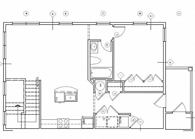 Riverwoods at Denton Floor Plan- H