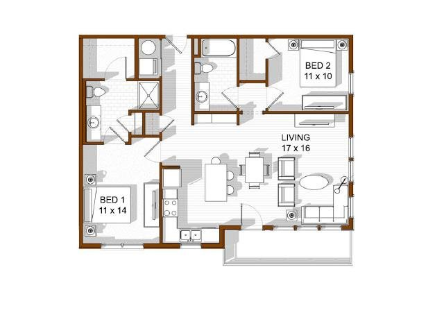 Beaver Creek Floor Plan 8