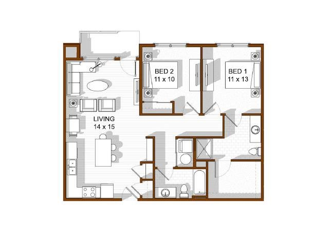 Breckenridge Floor Plan 9