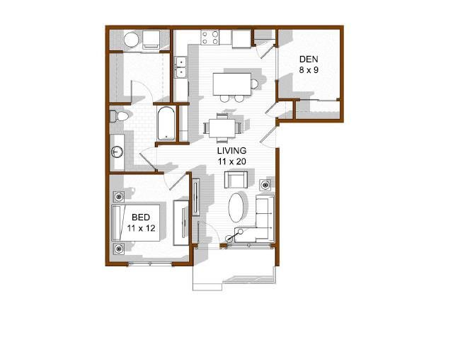 Crested Butte Floor Plan 6