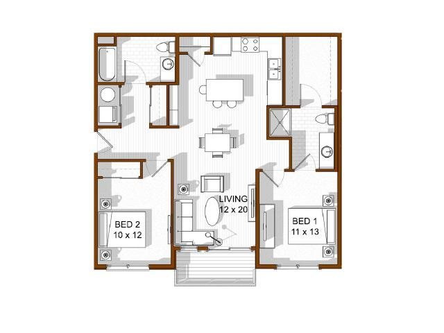 Steamboat Floor Plan 10