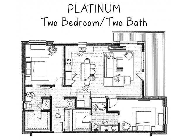 Platinum Floor Plan 4