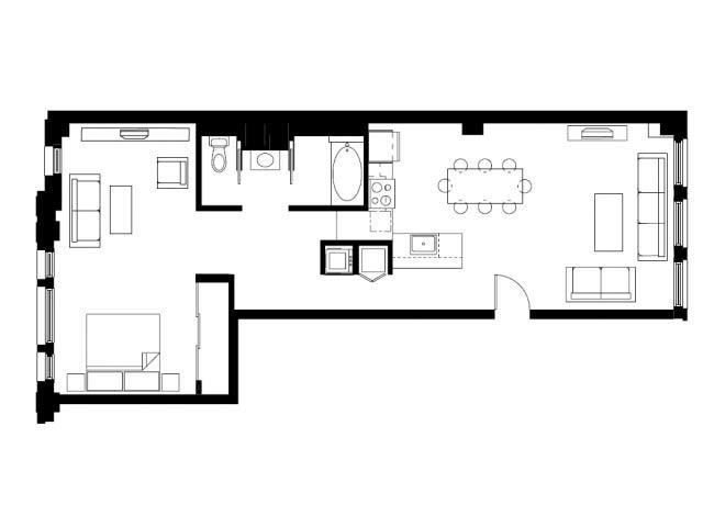 The Dividend Floor Plan 4