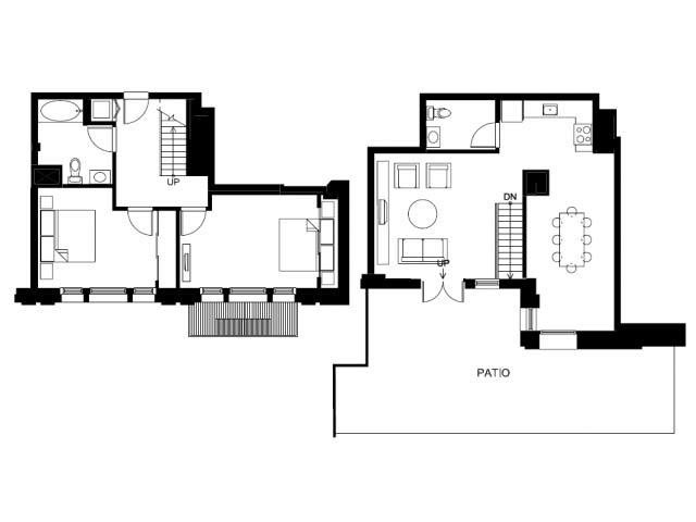 The Spread Floor Plan 7
