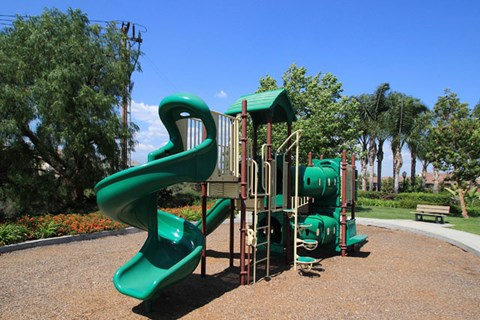Tot Lot and Playing Field at Missions at Chino Hills, Chino Hills, CA, 91709