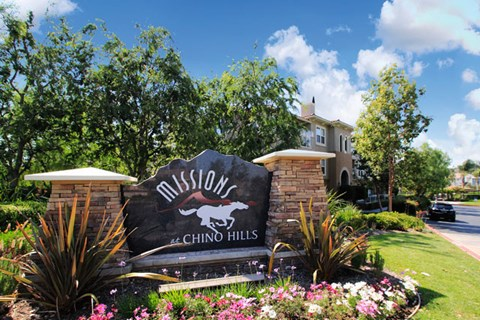 Classic Property Signage Designs at Missions at Chino Hills, Chino Hills, 91709