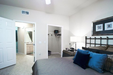 King-Sized Bedrooms at Missions at Chino Hills, California, 91709