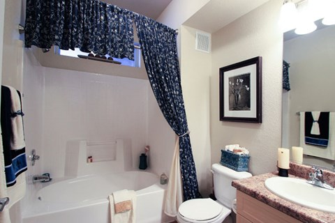 Bathroom Accessories at Missions at Chino Hills, Chino Hills, 91709