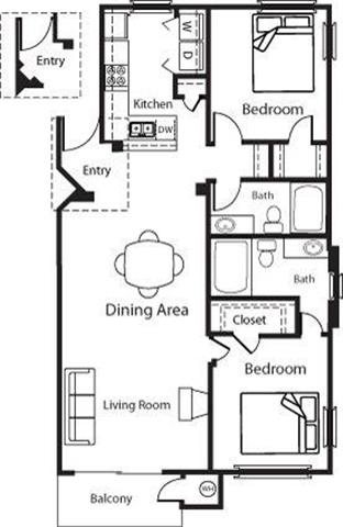 Andalusian Floor Plan 2