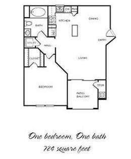 Paso Fino Floor Plan 1