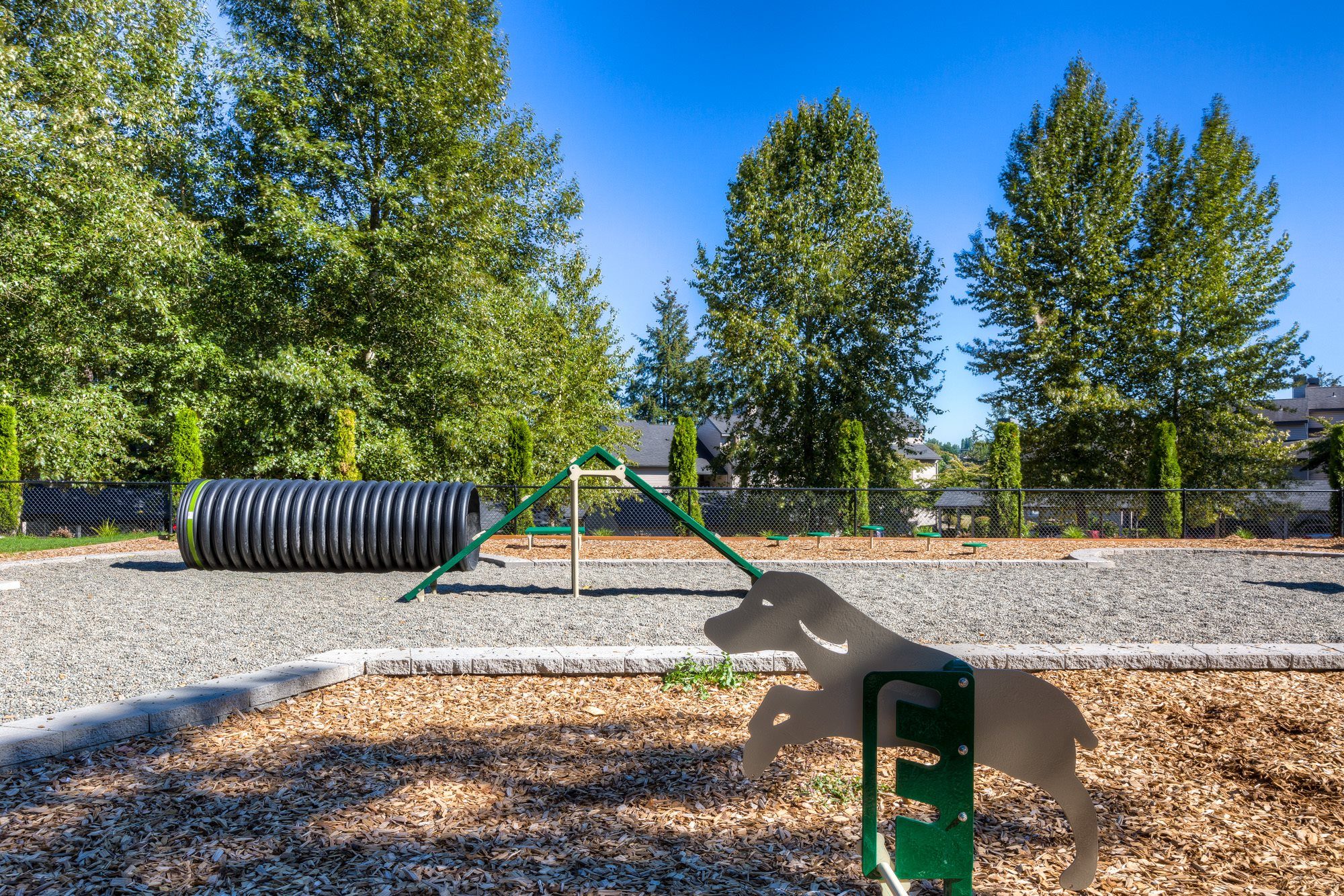 Playground at The Fairways Apartments, Tacoma, WA,98422