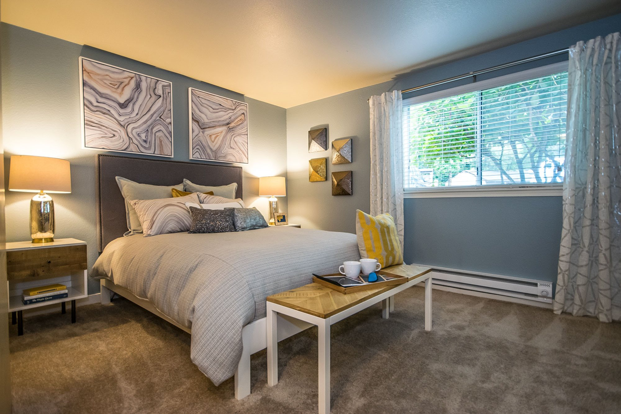 Spacious Bedroom at The Fairways Apartments, Tacoma, WA,98422