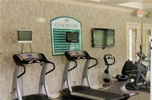 Gym at Huntington at Sundance Apartments for rent in Mulberry FL