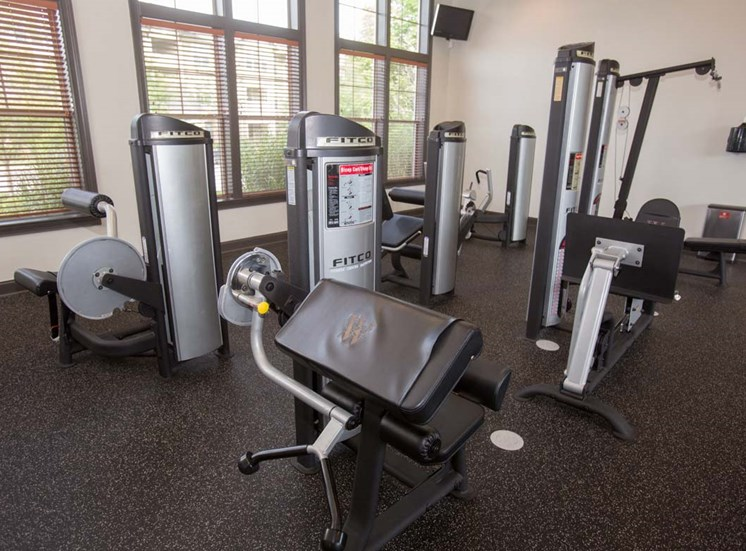 Walton Lakes Fitness Center, Atlanta GA