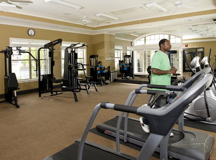 Walton Village Fitness Center