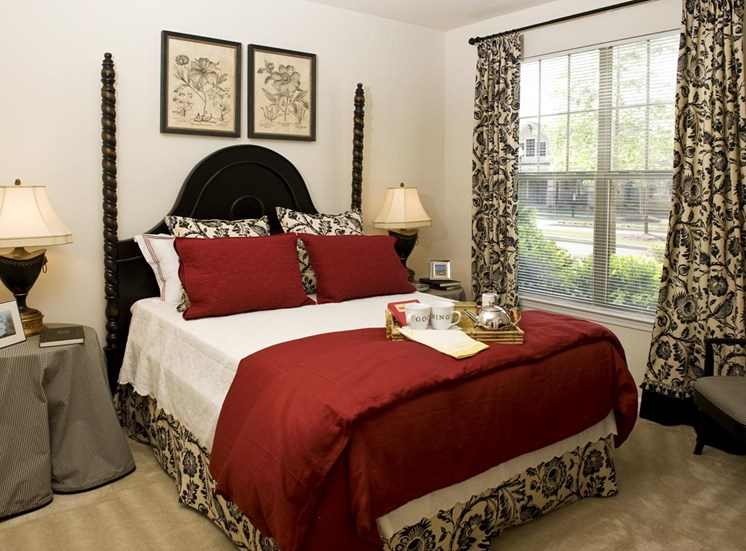 Walton Village Model Bedroom