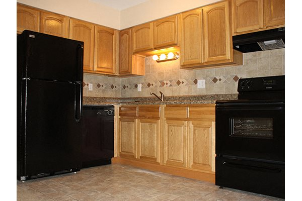 Updated Kitchens at Crown Ridge in Franklin, OH
