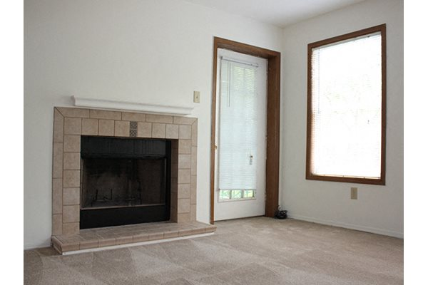 Fireplaces at Crown Woodhills in West Carrollton, OH