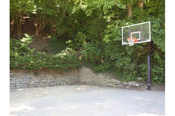 Basketball Hoop at Telegraph Hill Apartments in Cincinnati, OH