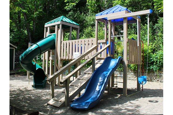 Playground at Telegraph Hill