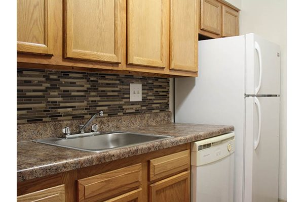 Fully Equipped Kitchen with Pantry at Telegraph Hill