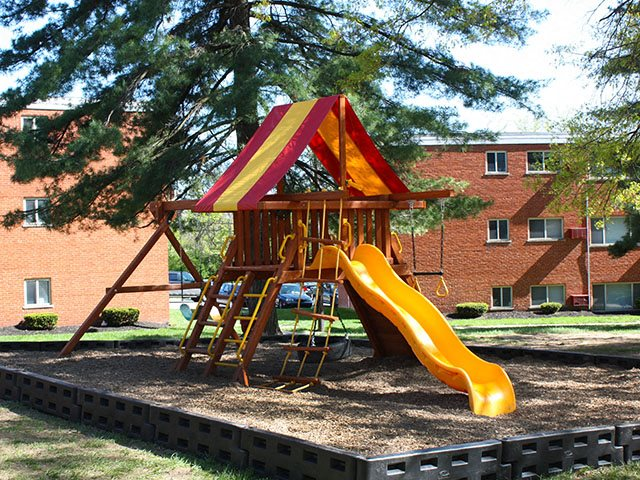 Playground at Crown Court in Florence, KY