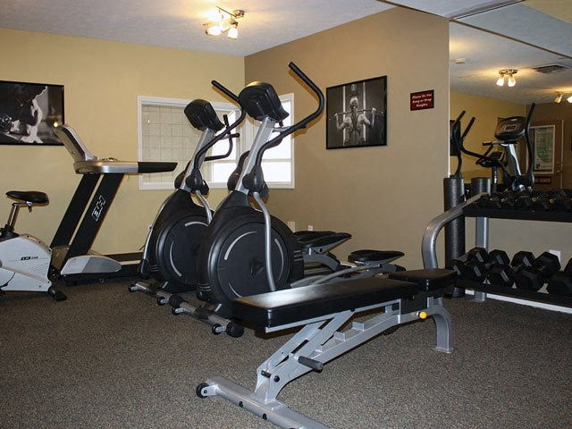 Newly Renovated Fitness Center, 24 hour access, Apartments in Ohio, 45208