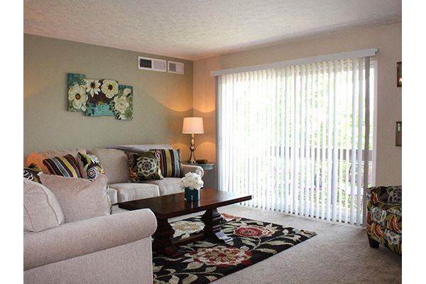 Carpet at Fox Run Apartments in Blue Ash, OH