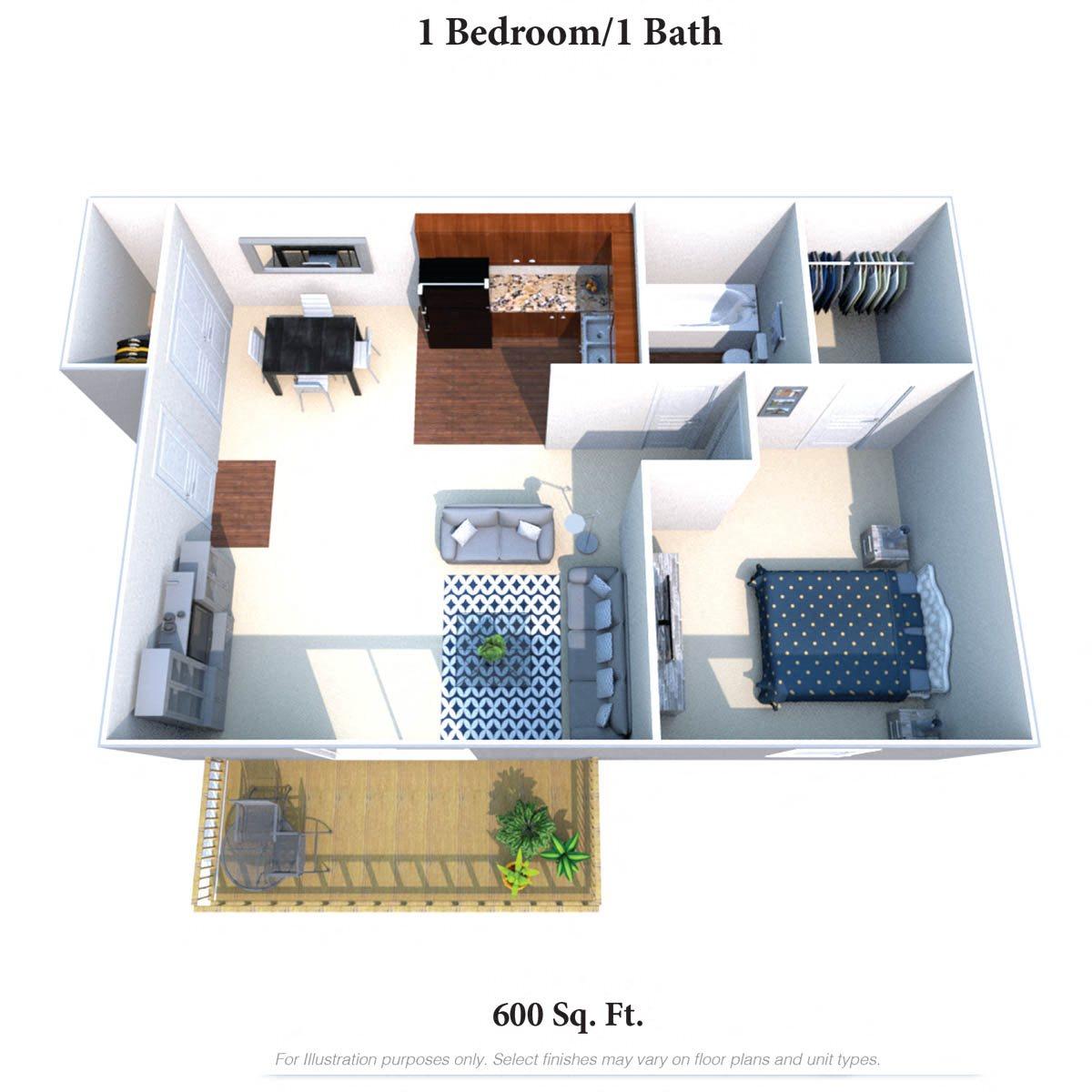 Forest Creek Apartments: Forest Creek Apartments EBrochure