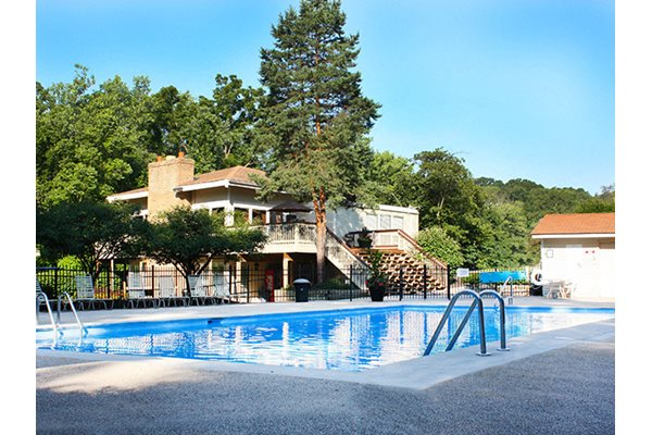 Swimming Pool at Timber Ridge Apartments in Cincinnati, OH