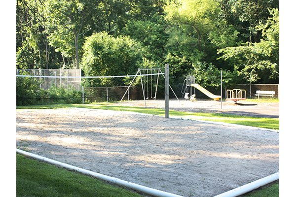 Sand Volleyball at Timber Ridge Apartments in Cincinnati, OH