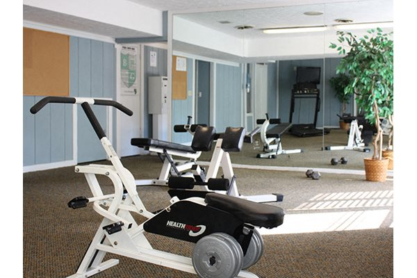 Fitness Center at Timber Ridge Apartments in Cincinnati, OH