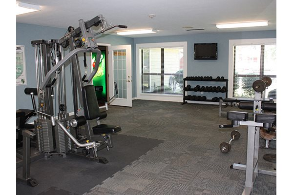 Fitness Center at Deercross in Blue Ash, OH