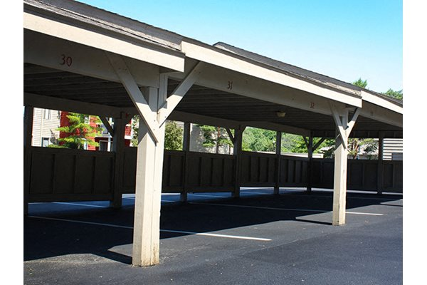 Carports at Deercross in Blue Ash, OH