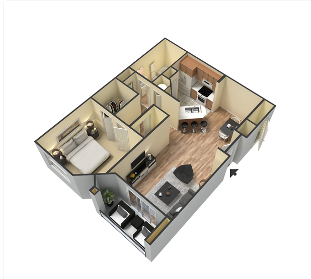 Aralia Floor Plan 1