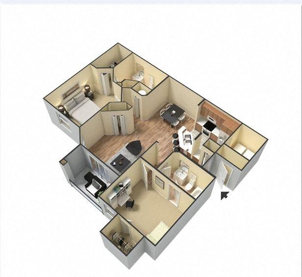 Castilla Floor Plan 3