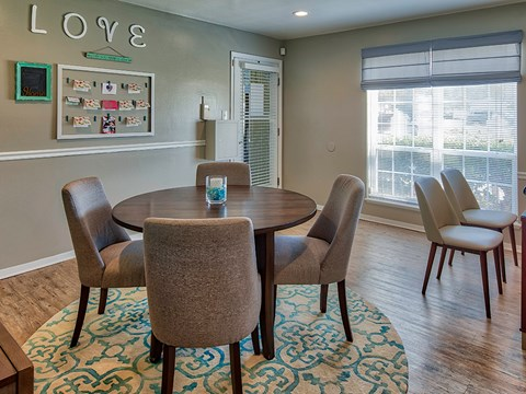 Mariners Green Apartments Leasing Table