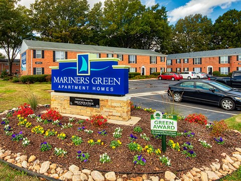 Mariners Green Apartments in Newport News Exterior