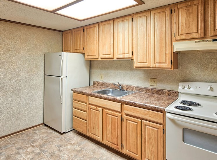 Sea Pines Affordable Apartments interior kitchen