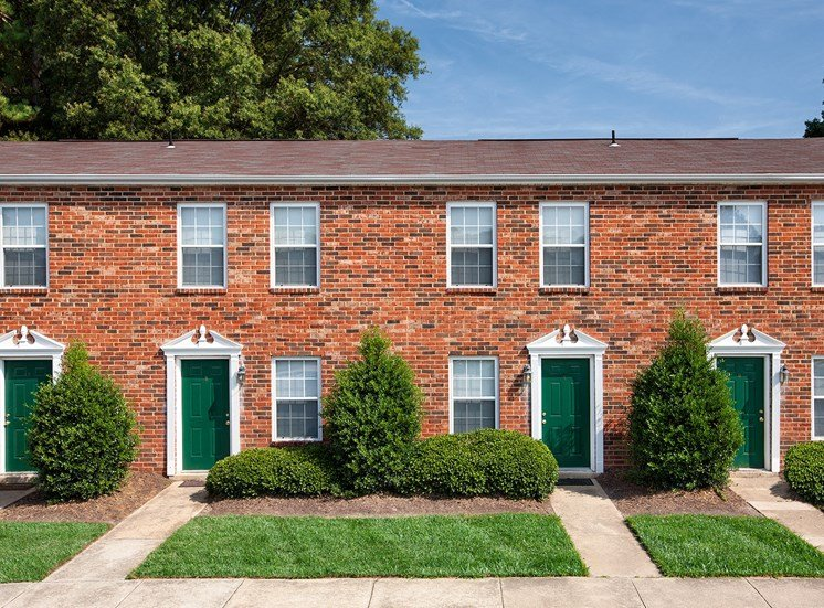 Exterior of Apartments for rent in Richmond Virginia