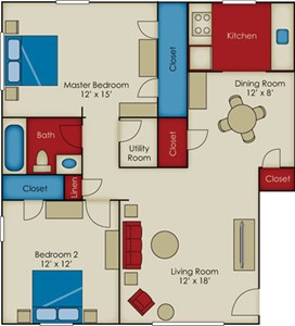 Wythe Creek Floor Plan