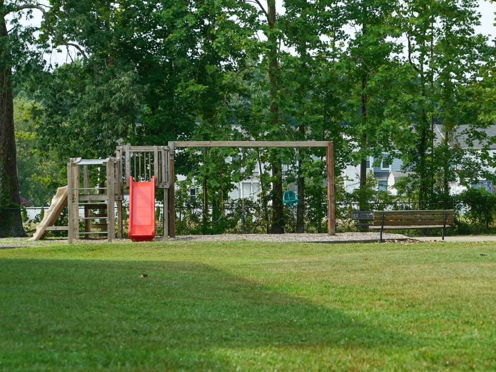 playground at apartments in Poquoson VA