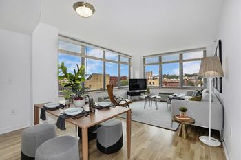 1401 Hudson Street 1-2 Beds Apartment for Rent Photo Gallery 1