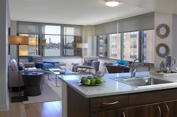 Berkshire Hoboken Apartments Interior, Hoboken NJ