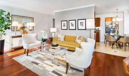 Arlington Living Room, Dining
